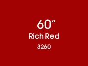 Rich Red 3260 Colored Window Film for Architectural Glass Design