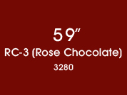 RC-3 Rose Chocolate 3280 Spectral Control Window Film for Vivarium Glass and Panels