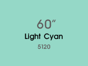 Light Cyan 5120 Colored Window Film for Architectural Glass Design