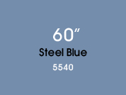 Steel Blue 5540 Colored Window Film for Architectural Glass Design