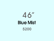 Blue Mist 5200 Colored Window Film for Architectural Glass Design