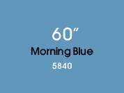 Morning Blue 5840 Colored Window Film for Architectural Glass Design
