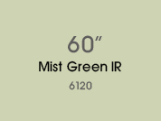 Mist Green IR 6120 Colored Window Film for Architectural Glass Design
