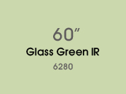 Glass Green IR 6280 Colored Window Film for Architectural Glass Design