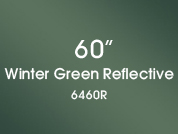 Winter Green Reflective 6460R Colored Window Film for Architectural Glass Design