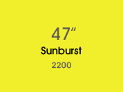 Sunburst 2200 Colored Window Film for Architectural Glass Design