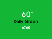 Kelly Green 6760 Colored Window Film for Architectural Glass Design