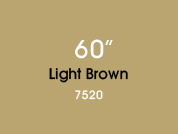 Light Brown 7520 Colored Window Film for Architectural Glass Design