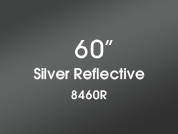 Silver 8460R Reflective Window Film for Architectural Glass Application