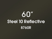 Steel 10 8760R Reflective Window Film for Architectural Glass Application