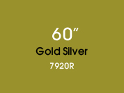 Gold Silver 7920R Reflective Window Film for Architectural Glass Application
