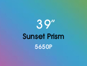 Sunset Prism 5650P Colored Window Film for Architectural Glass Design