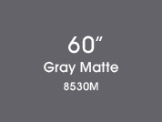 Gray Matte 8530M Colored Etched Window Film for Architectural Glass Design