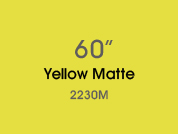 Yellow Matte 2230M Colored Etched Window Film for Architectural Glass Design