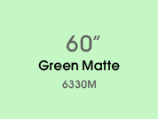 Green Matte 8530M Colored Etched Window Film for Architectural Glass Design