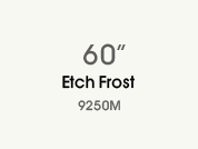 Etch Frost 9250M Etched Window Film for Architectural Glass Design