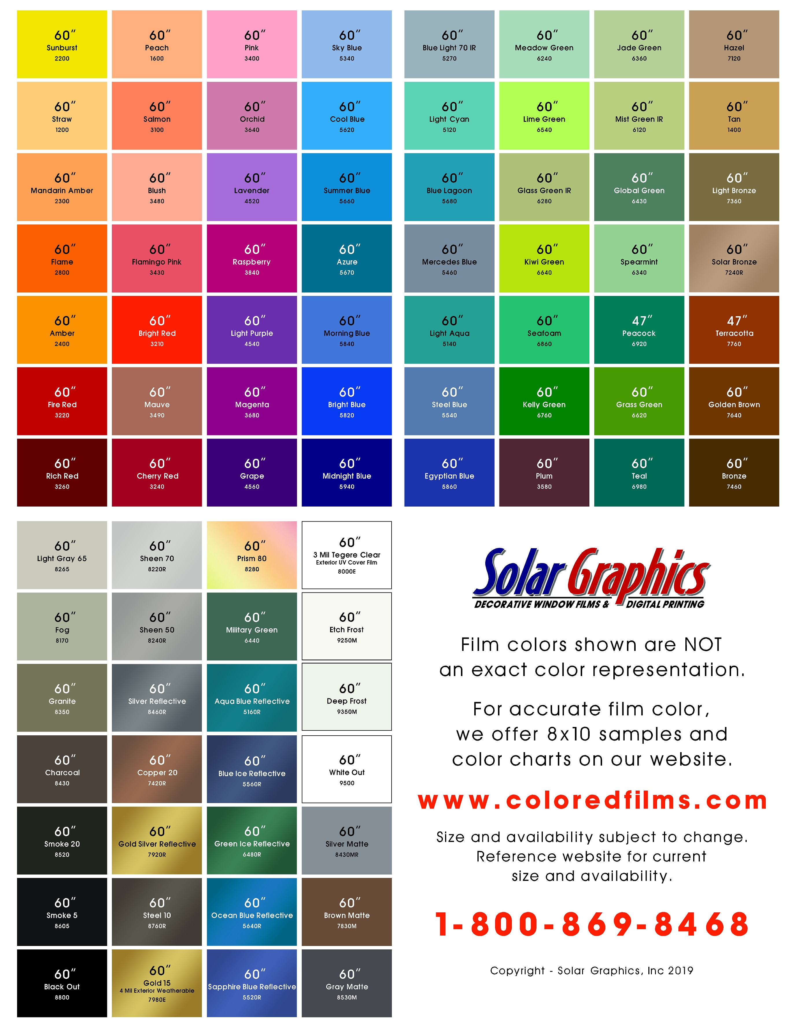 Eloquent image for printable color chart