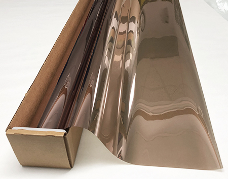 Light Copper Window Film