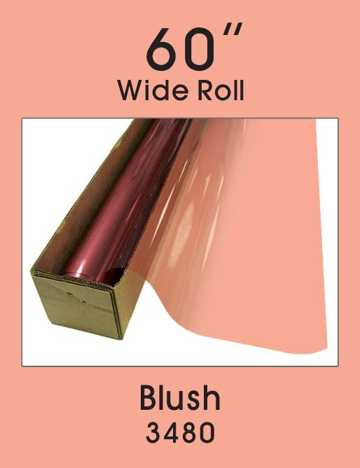 "Blush 60"" - 3480 - Colored Window Film"