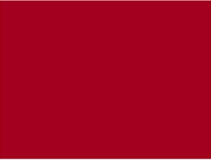 "Cherry Red - 60"" - 3240 - Colored Window Film"