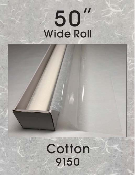 "Cotton - 50"" - 8605R - Colored Window Film"