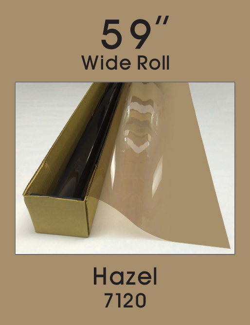 "Hazel 59"" - 7120 - Colored Window Film"