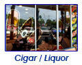Browse through our Cigar and Liquor / Fine Dining Storefronts and Graphics