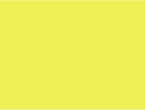 "Yellow Matte - 60"" - 2230M - Colored Etch Window Film"