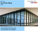 summer Blue Window Film